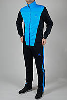 Зимний спортивный костюм мужской Nike 2771 Бирюзовый
