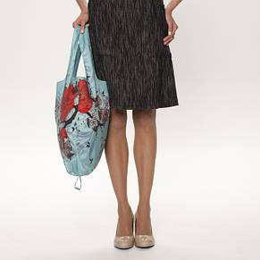 Дизайнерская сумка тоут Envirosax женская WL.B3 модные эко сумки женские, фото 3
