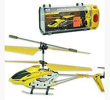 Радиоуправляемый вертолет  Yellow 33008 гироскоп