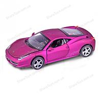 """Игрушечная модель машины """"Ferrari 458"""""""