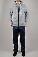 Зимний спортивный костюм мужской Adidas Porsche Design 3127 Серый