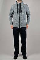 Зимний спортивный костюм мужской Adidas Porsche Design 3128 Серый
