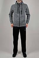 Зимний спортивный костюм мужской Adidas Porsche Design 3129 Чёрный