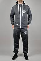 Зимний мужской спортивный костюм Adidas Brooklyn 3210 Чёрный