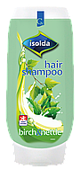 Шампунь для волос - береза и крапива 500 мл isolda