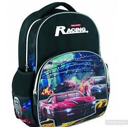 Рюкзак шкільний 16 чорний Racing Cool For School (CF85295)