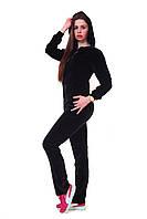 Женский спортивный костюм С-004 Черный