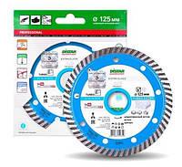 Алмазный круг отрезной  по бетону Distar 115x22.2 Turbo Extra