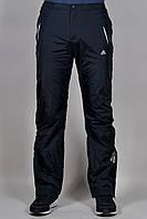 Зимние спортивные брюки Adidas 2235 Чёрные