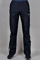 Зимние спортивные брюки Adidas 2236 Чёрные