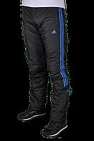 Зимние спортивные брюки Adidas 2237 Чёрные