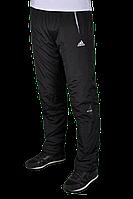 Зимние спортивные брюки Adidas 2238 Чёрные