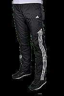 Зимние спортивные брюки Adidas 2241 Черные