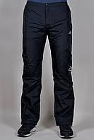 Зимние спортивные брюки Adidas 2243 Черные