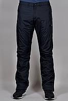 Зимние спортивные брюки на флисе Adidas 2245 Черные