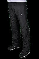 Зимние спортивные брюки Nike 2232 Черные