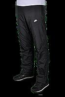 Зимние спортивные брюки Nike 2233 Черные