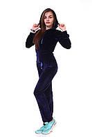 Женский спортивный костюм С-004 Синий