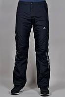 Зимние спортивные брюки Adidas 2298 Черные