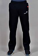 Зимние спортивные брюки Adidas Porsche 2297 Черные