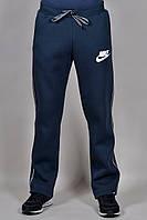 Зимние спортивные брюки Nike 2293 Темно-серые