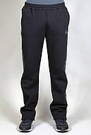 Зимние спортивные брюки мужские Nike 2689 Чёрные
