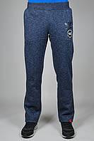 Зимние спортивные брюки мужские Adidas 2792 Синие