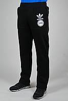 Зимние спортивные брюки мужские Adidas Originals 2784 Чёрные