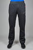Зимние спортивные брюки мужские Adidas 2793 Серые