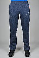 Зимние спортивные брюки мужские Adidas 2794 Синие