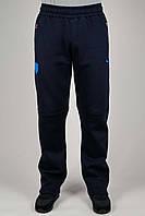 Зимние спортивные брюки мужские Puma Ferrari 3133 Тёмно-синие