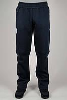 Зимние спортивные брюки мужские Puma Ferrari 3134 Тёмно-серые