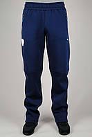 Зимние спортивные брюки мужские Puma Ferrari 3136 Тёмно-синие