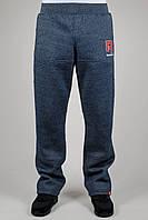 Зимние мужские спортивные брюки Reebok 3143 Синие