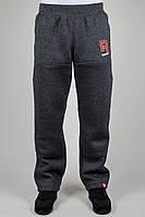 Зимние мужские спортивные брюки Reebok 3144 Серые