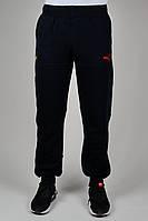 Зимние мужские спортивные брюки Puma Ferrari 3215 Тёмно-синие
