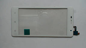 Сенсор (тачскрин) Nomi i5010 EVO M белый, оригинал!