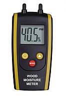 Влагомер дерева и строй материалов HT-610 ( DT-61 ) (дерево: 6-48%; строй материалы 0,1-11%) с термометром