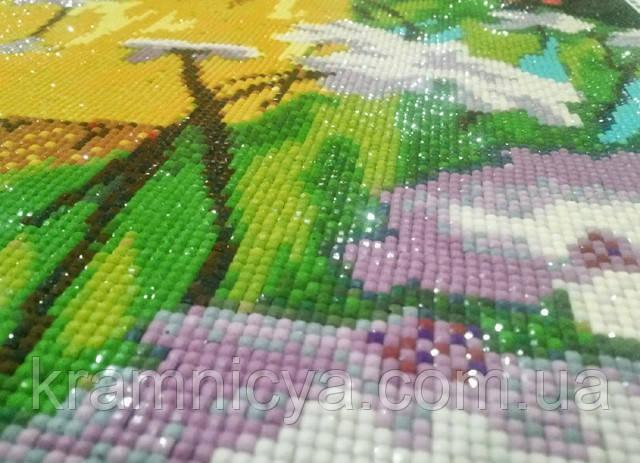 Алмазная мозаика DIAMOND MOSAIC