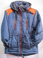 Куртка на мальчика синтепон