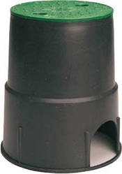 Клапанный бокс круглый Irritec mini ǿ175 мм