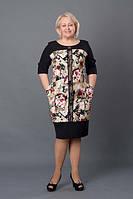 Повседневное платье с карманами Лилит М261