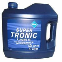 """Масло """"ARAL"""" Super Tronic Long Life III 5w30 4л"""