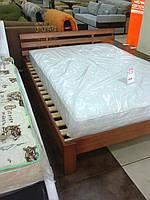 Кровать деревянная бюджетная