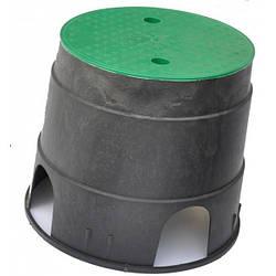 Клапанный бокс круглый Irritec large ǿ260 мм