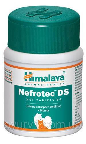 Нефротек, Хималая / Nefrotec DS Vet tablets, Himalaya / 60 Tablets