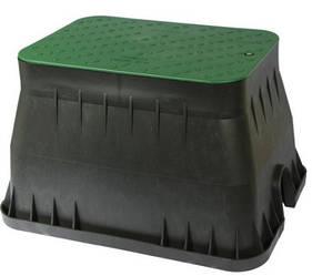 Клапанный бокс standart ǿ 465х325 мм  (квадратный) Irritec