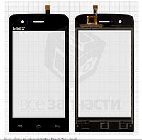 Сенсорный экран для мобильного телефона Explay Hit Phone, черный
