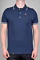 Футболка мужская Nike Polo Синяя