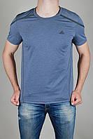 Футболка мужская Adidas Серая